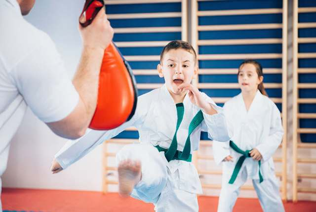 Fitness, Self Defense 4U