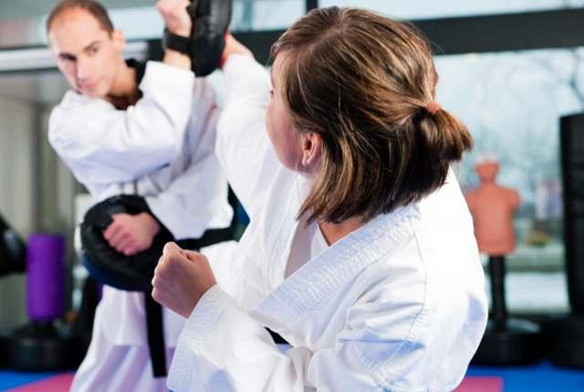 Karateadult1.1, Self Defense 4U