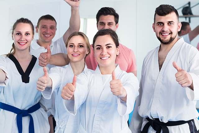 Karateadult1.2, Self Defense 4U