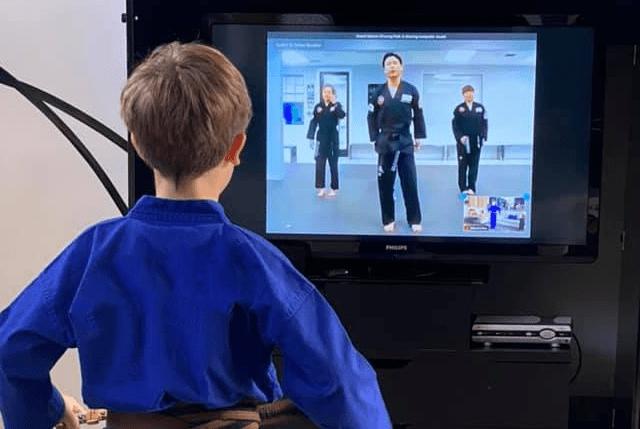 Kidsvirtualnologo, Self Defense 4U