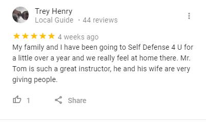 1, Self Defense 4U