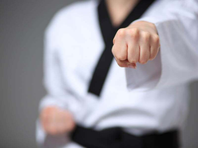 Adult Karate Video Placeholder, Self Defense 4U